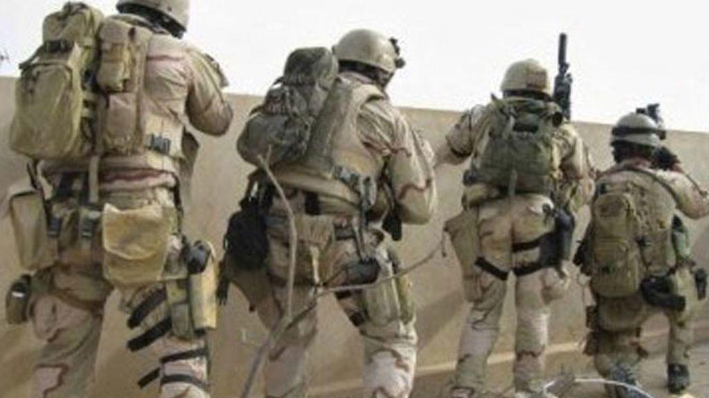 Los Navy Seal son conocidos como 'el equipo silencioso'