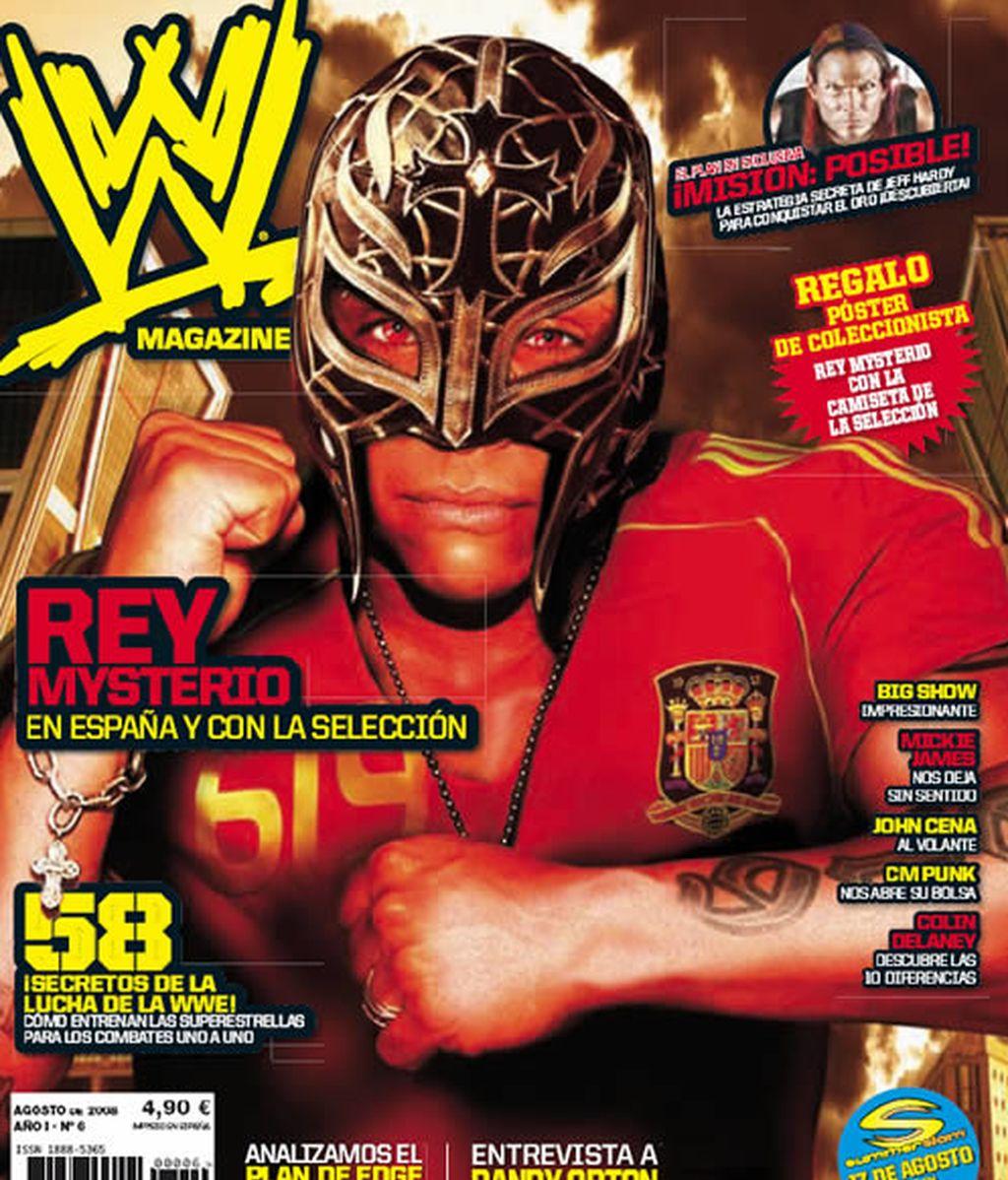 Revista agosto 2008