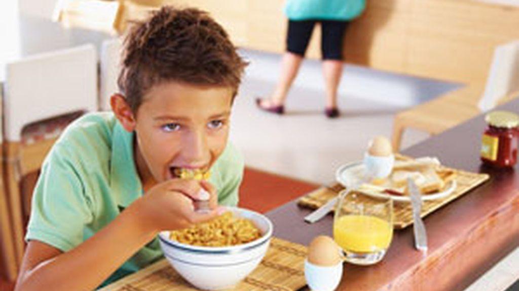 Desayunar poco se asocia epidemiológicamente con una mayor tasa de obesidad FOTO: GTRES
