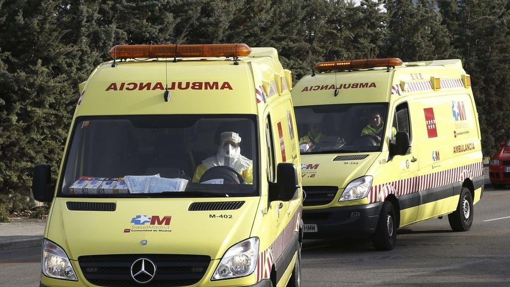 La doctora que podría estar contagiada de ébola ya está en España