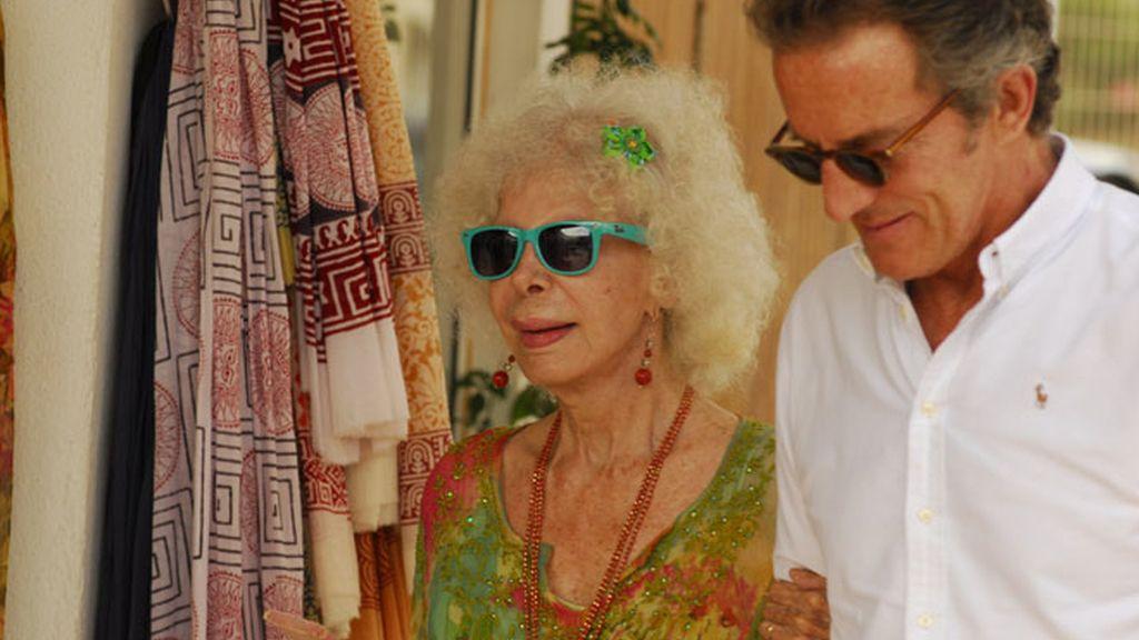 La Duquesa de Alba y Alfonso Díez: último verano de solteros