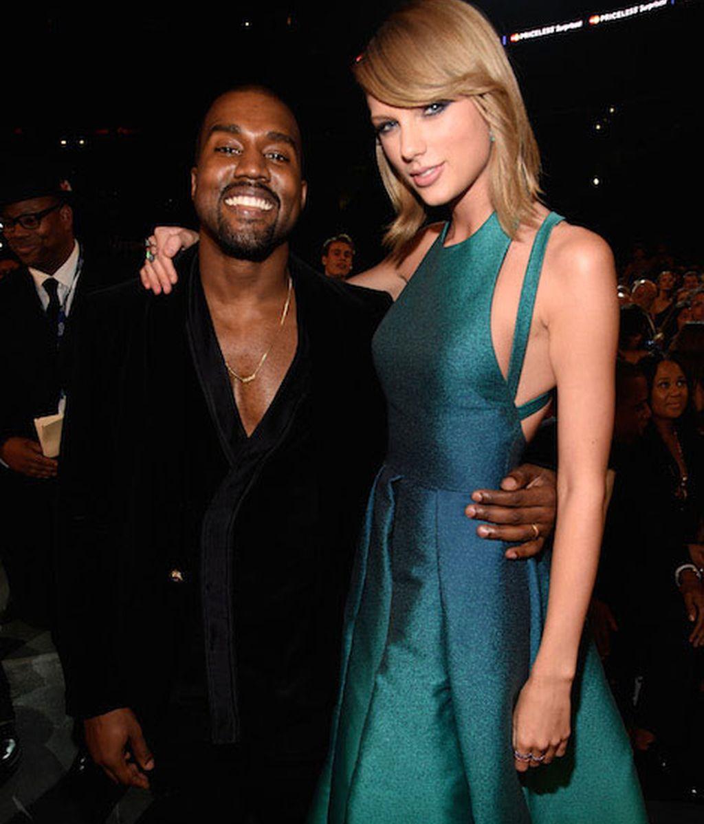 Taylor Swift y Kanye West preparan una colaboración