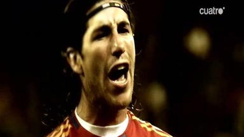 Sergio Ramos, el corazón de la roja