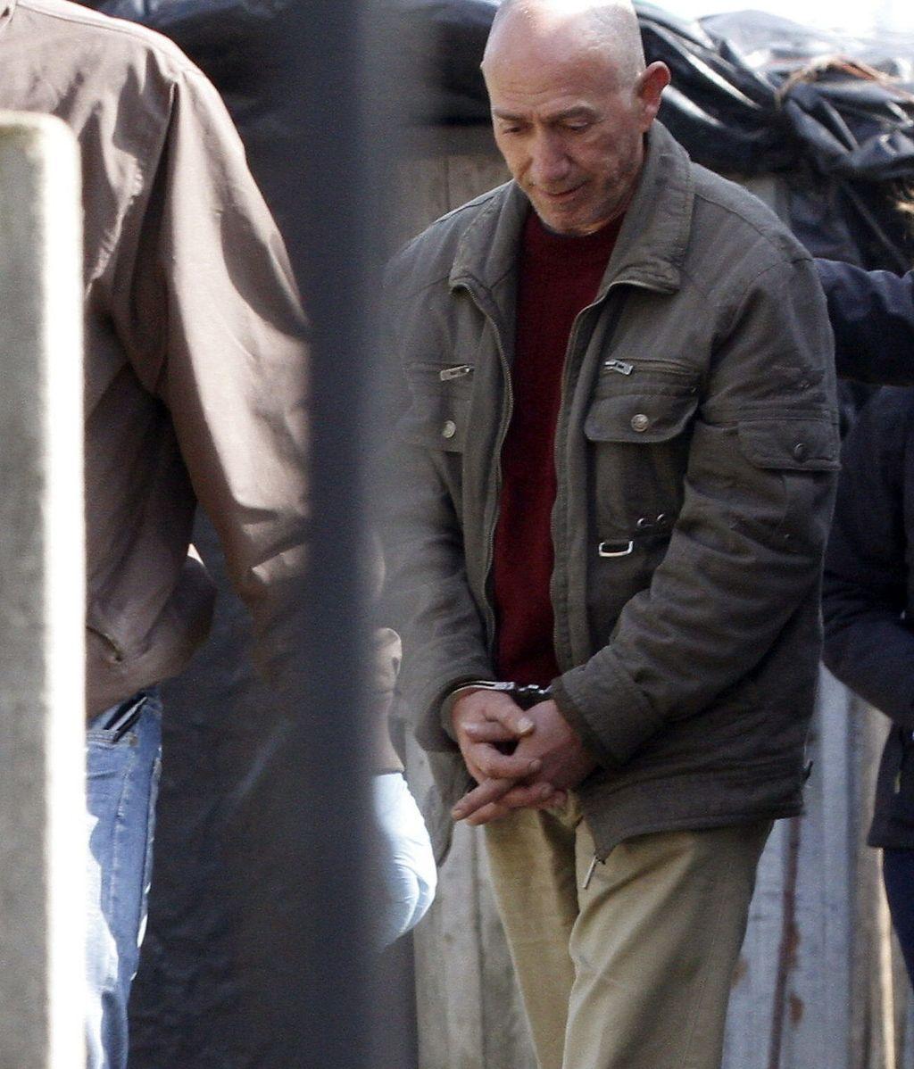 El violador del estilete vuelve a prisión