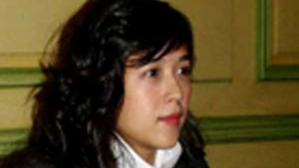 Carolina Miyata, autora del libro. Foto: LIDEditorial