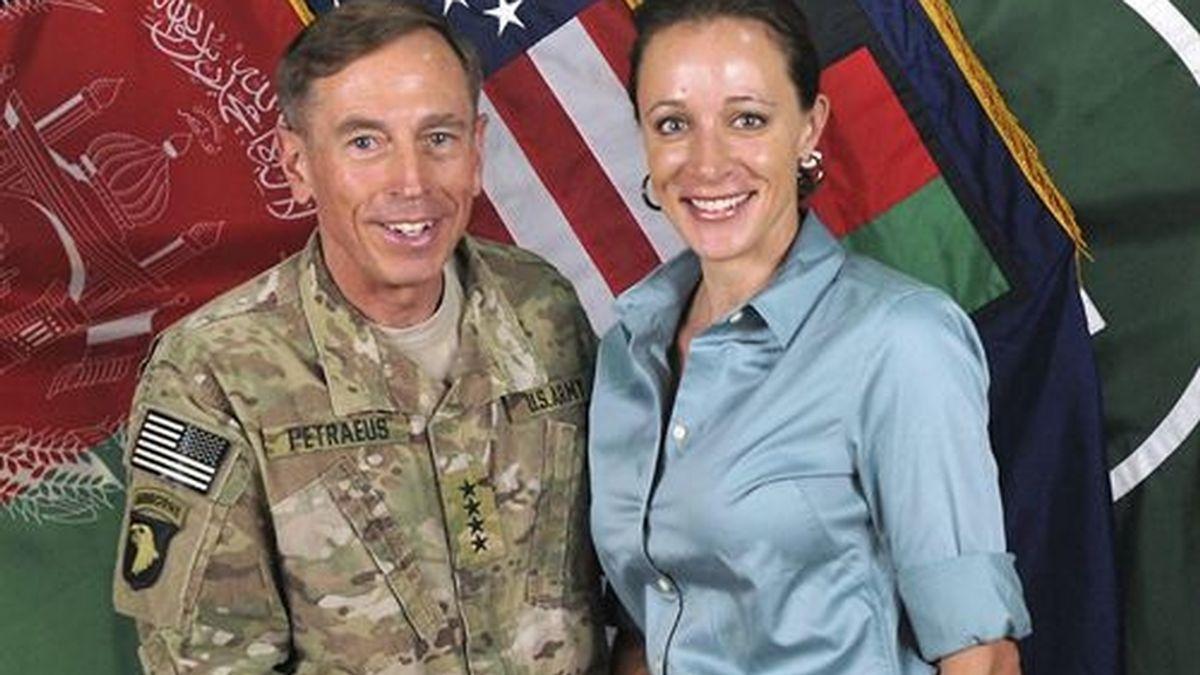 David Petraeus y Paula Broadwell