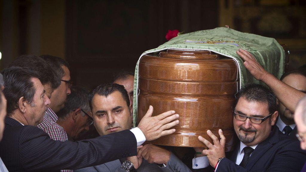 Funerales víctimas de la tragedia del tren