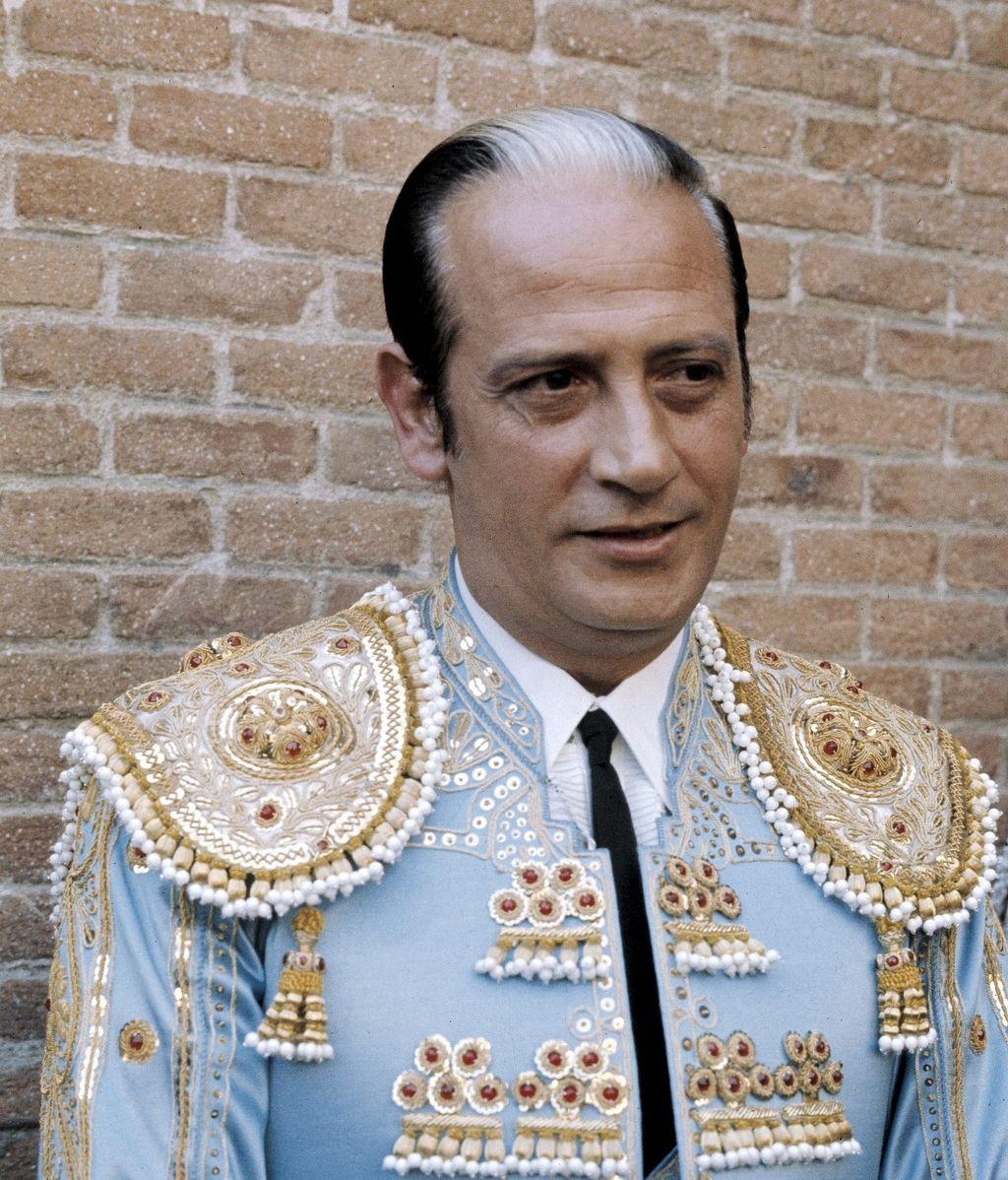 Antonio Chenel, 'Antoñete', nació en Madrid en el 24 de junio de 1932 y se crió en Las Ventas.