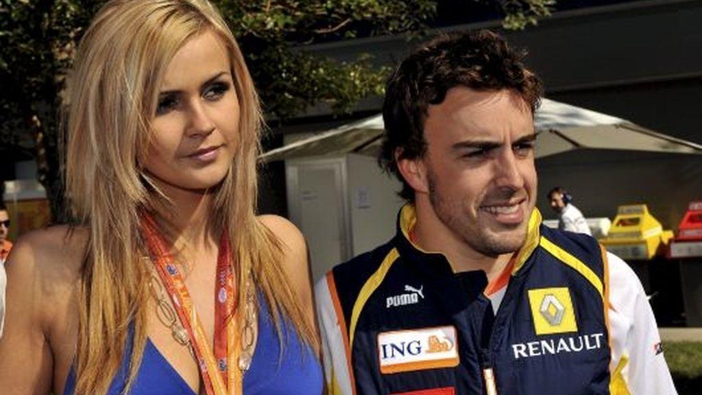 Alonso, bien acompañado antes de los libres