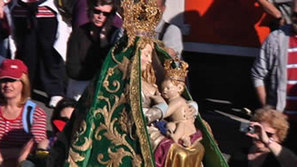 Romería Virgen del Puerto. Plasencia, Cáceres.