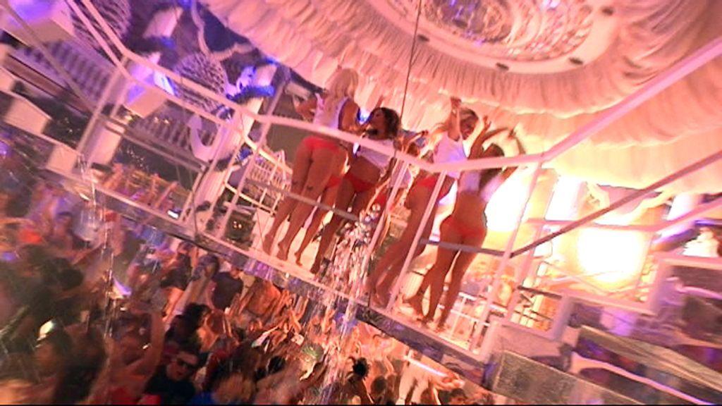 Primeras imágenes de 'Ibiza caliente'