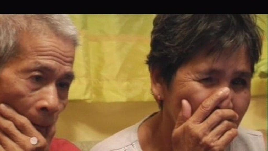 Viajó a Filipinas para encontrar a su hermana y llegar a conocer sus antepasados