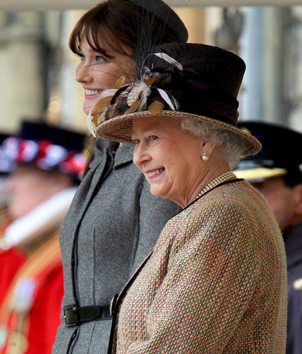 Acto como Primera Dama