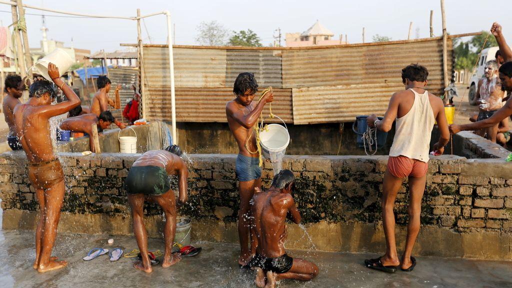La ola de calor en India deja al menos 335 muertos en 72 horas