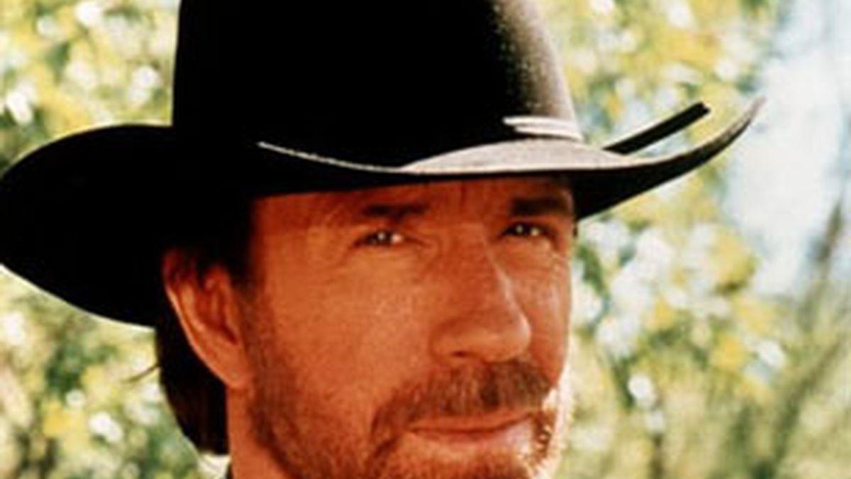 Chuck Norris, de la ficción a la realidad. Foto: Reuters