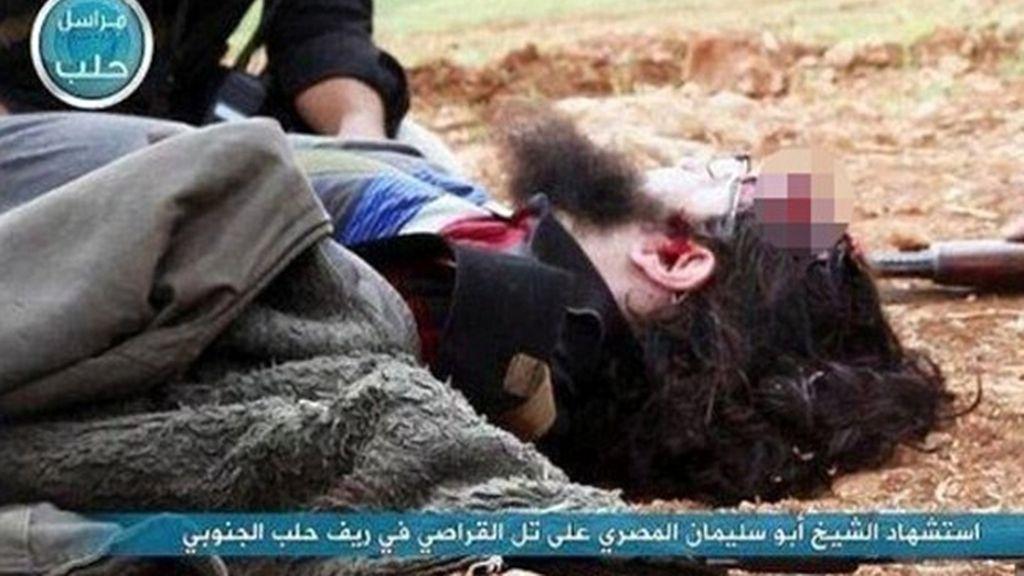 Muere el líder en Siria del Frente al Nusra
