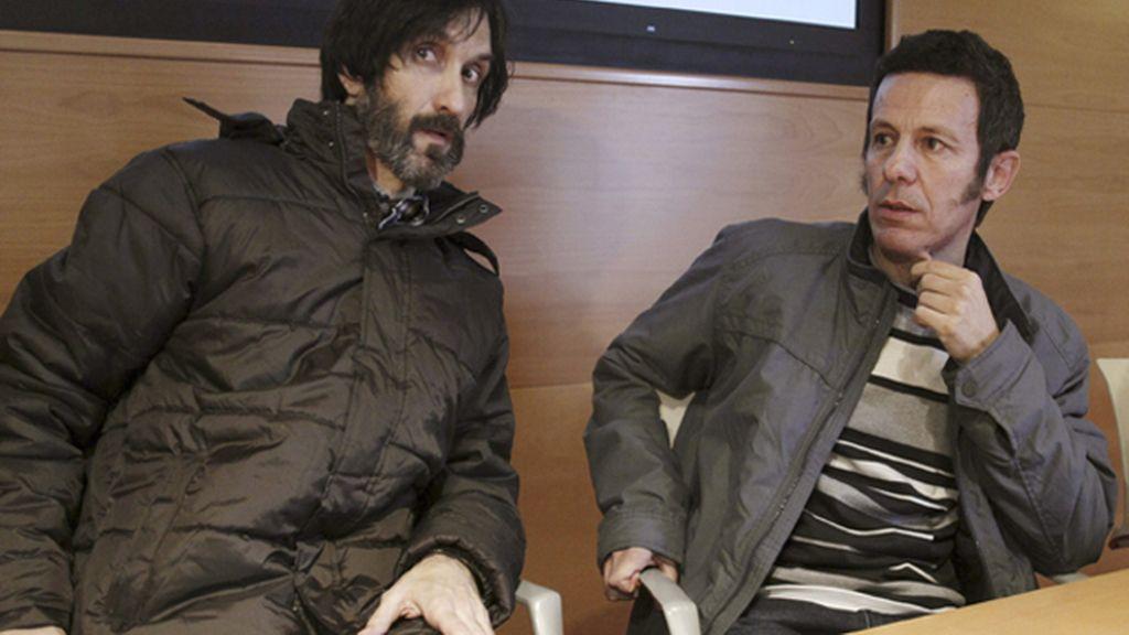 """Javier Espinosa y Ricardo García: """"Gracias a todos los que han hecho posible que volvamos"""""""