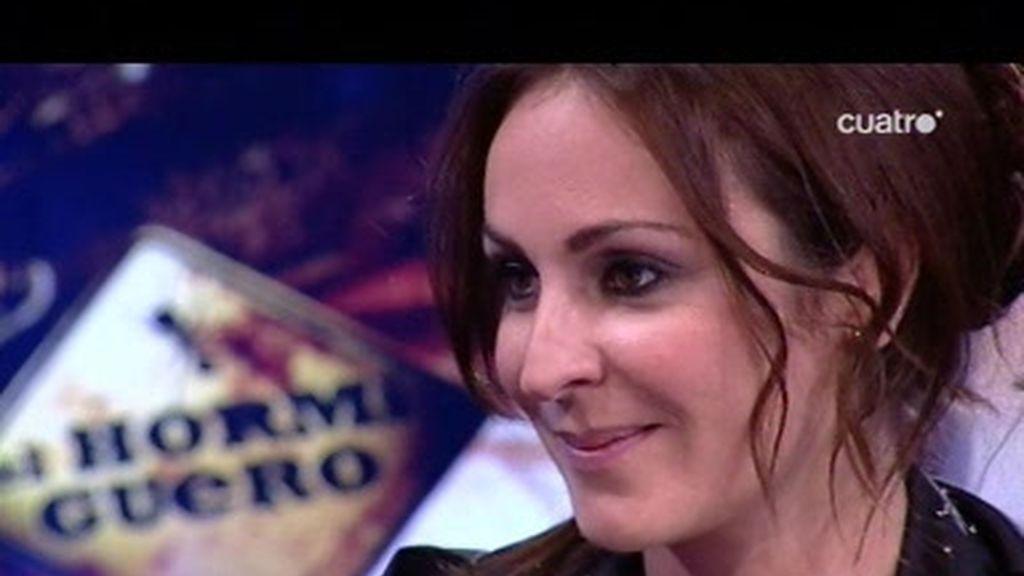 Ana Milán más dulce que nunca