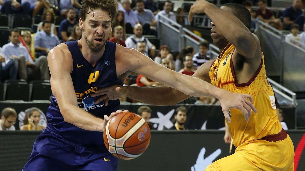España - Macedonia