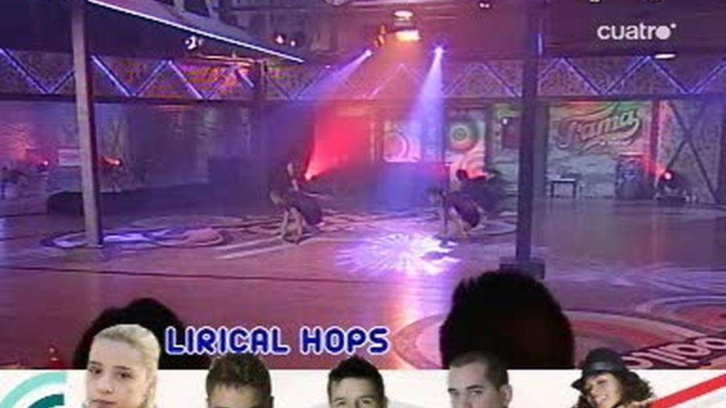 Lirical Hops es el primer grupo finalista