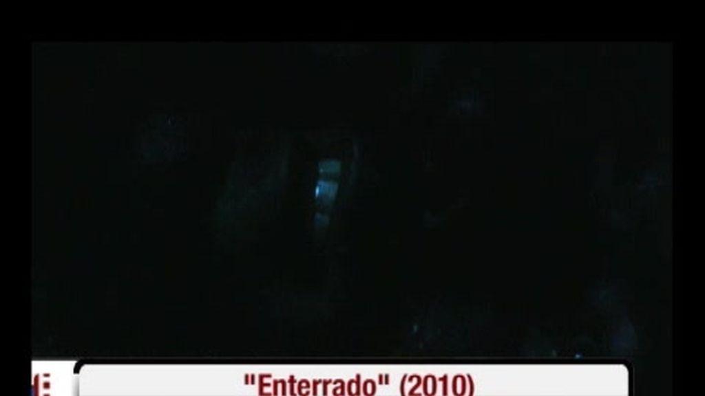 """Rodrigo Cortés, el creador de """"Buried"""""""