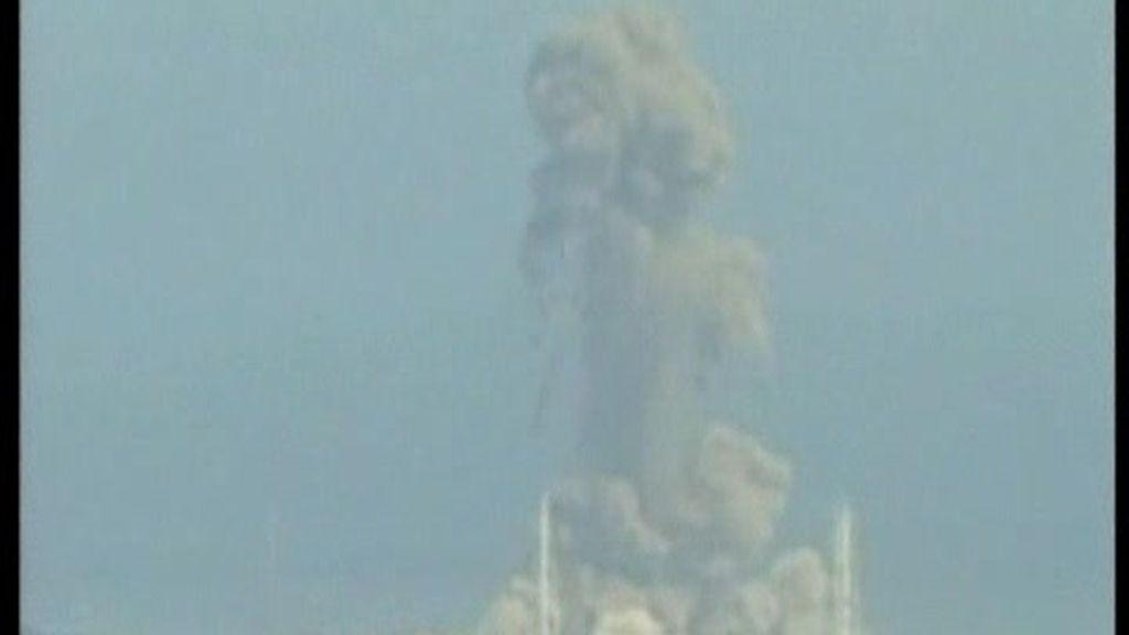 Segunda explosión en Fukushima