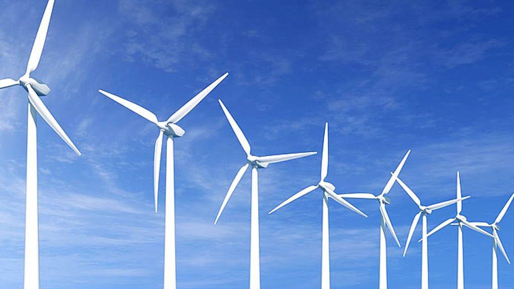 Así se produce la energía eólica