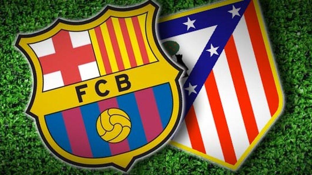 Consigue entradas para el Barça-Atlético de Madrid