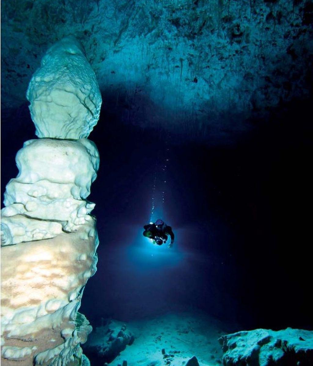 Así es la cueva de Sa Gleda