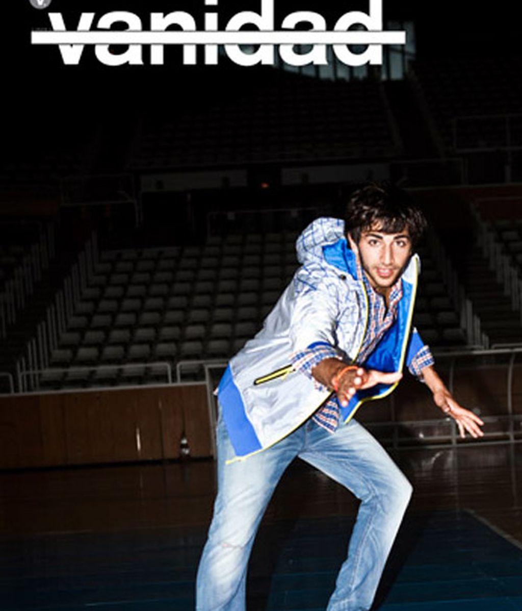Vanidad descubre un Ricky Rubio fanático del hip hop y el golf