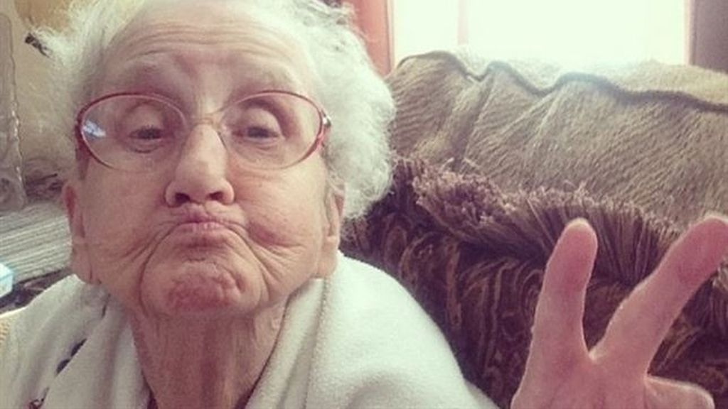 "Fallece Betty, la ""abuela de Instagram"""