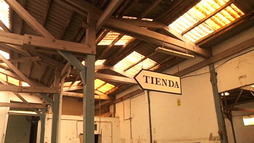 Las primeras imágenes de 'La fábrica'