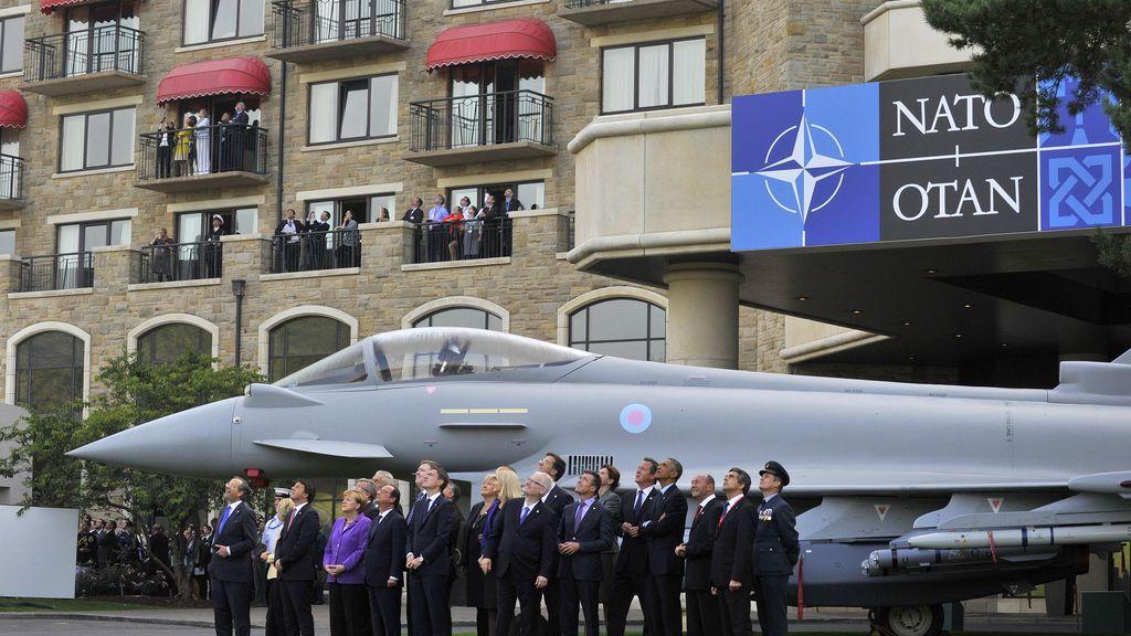 Cumbre de la OTAN en Newport