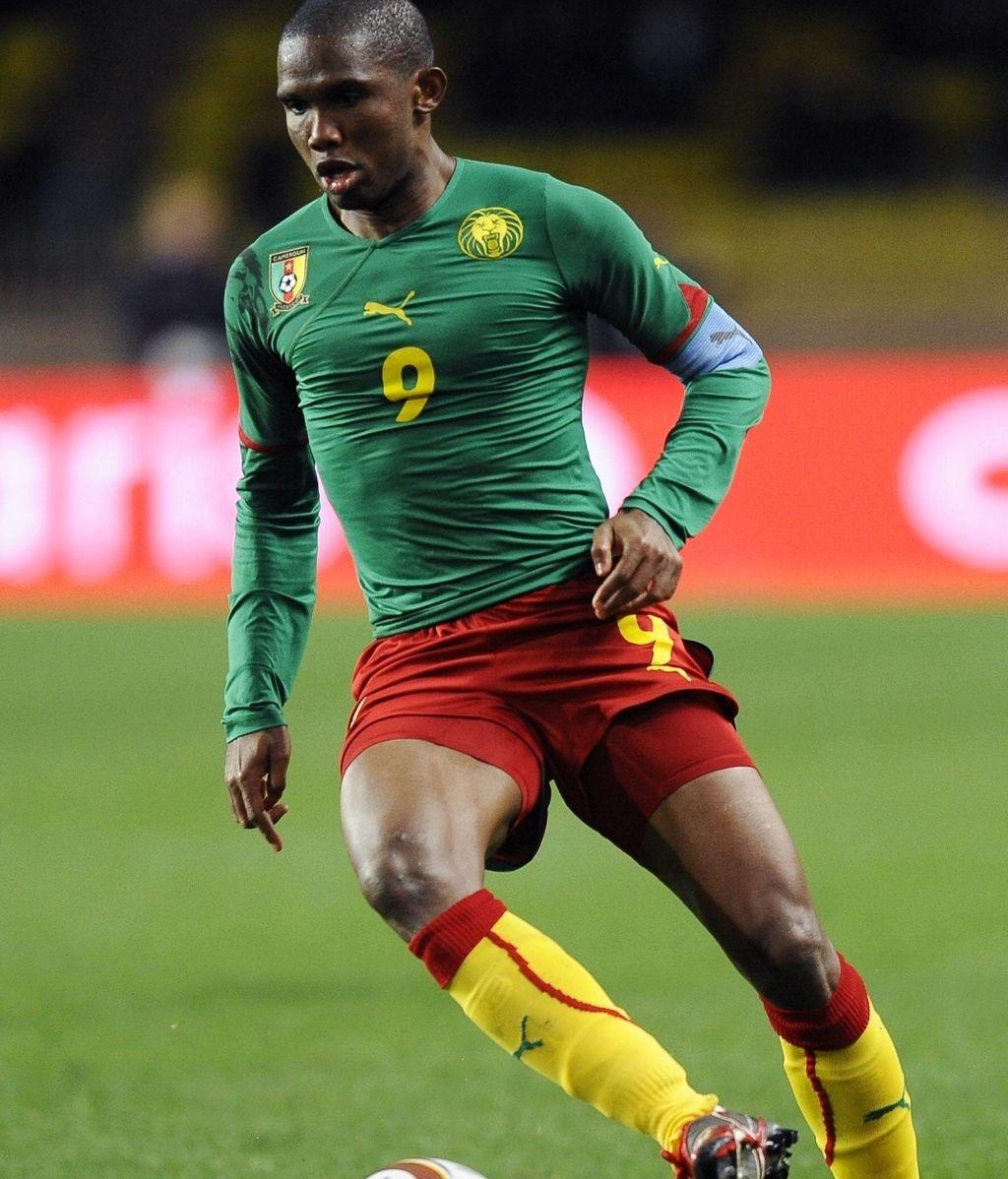 Samuel Etoo, Camerun