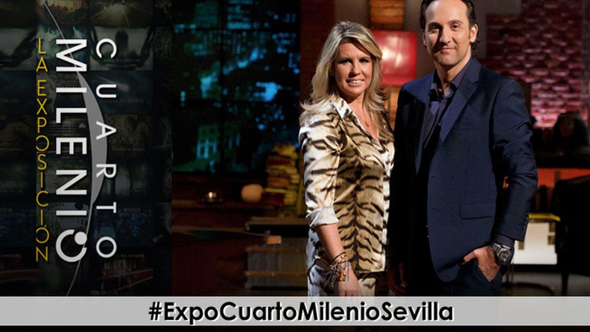 Concurso Cuarto Milenio Exposición Sevilla, entradas Taquilla Mediaset