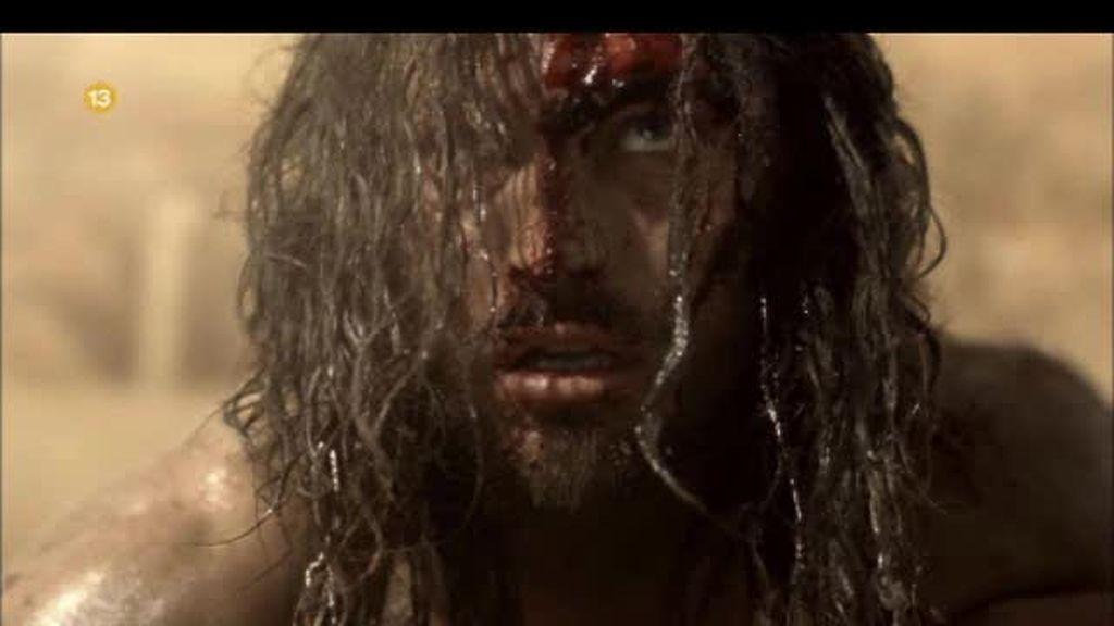 Promo Spartacus sangre y arena. Soy Espartaco