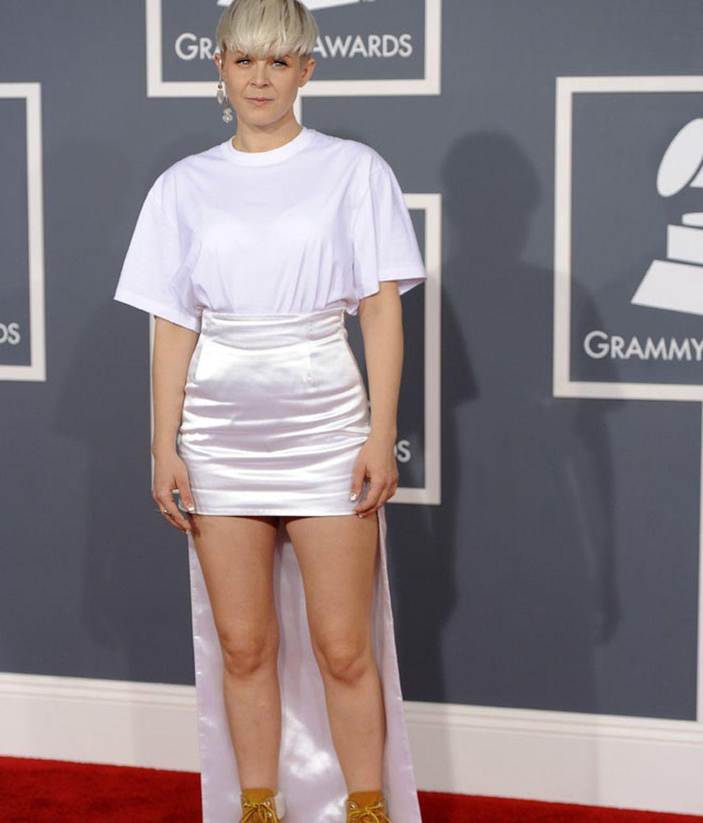 Los looks de los Grammy