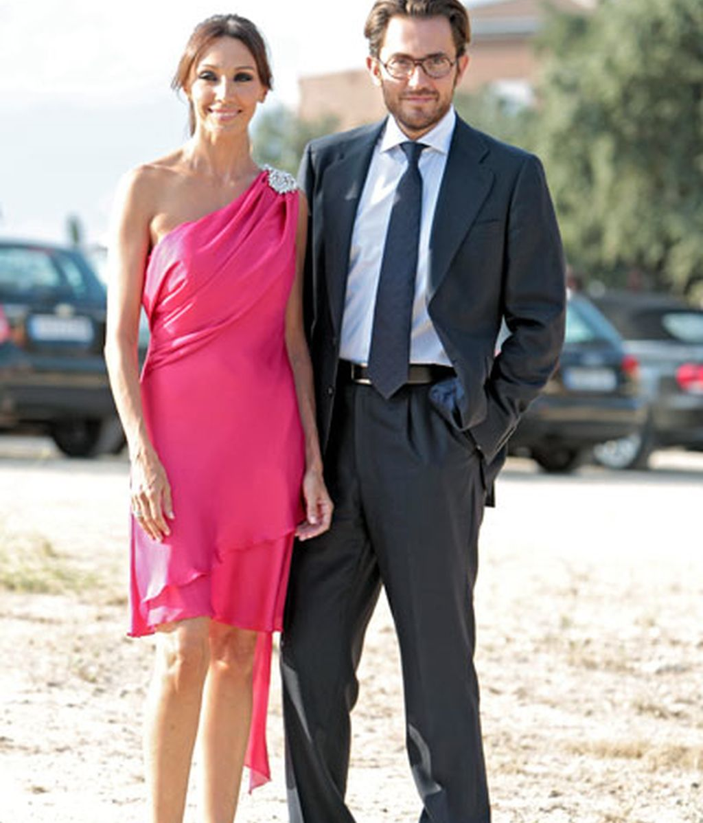 Los detalles que nos han contado de la boda de Christian y Almudena