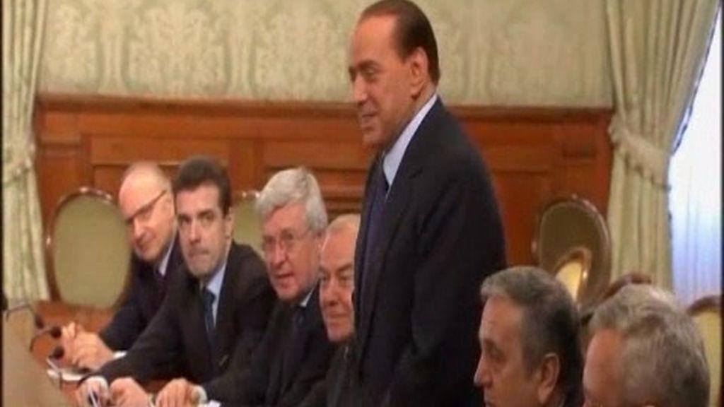 Berlusconi será juzgado