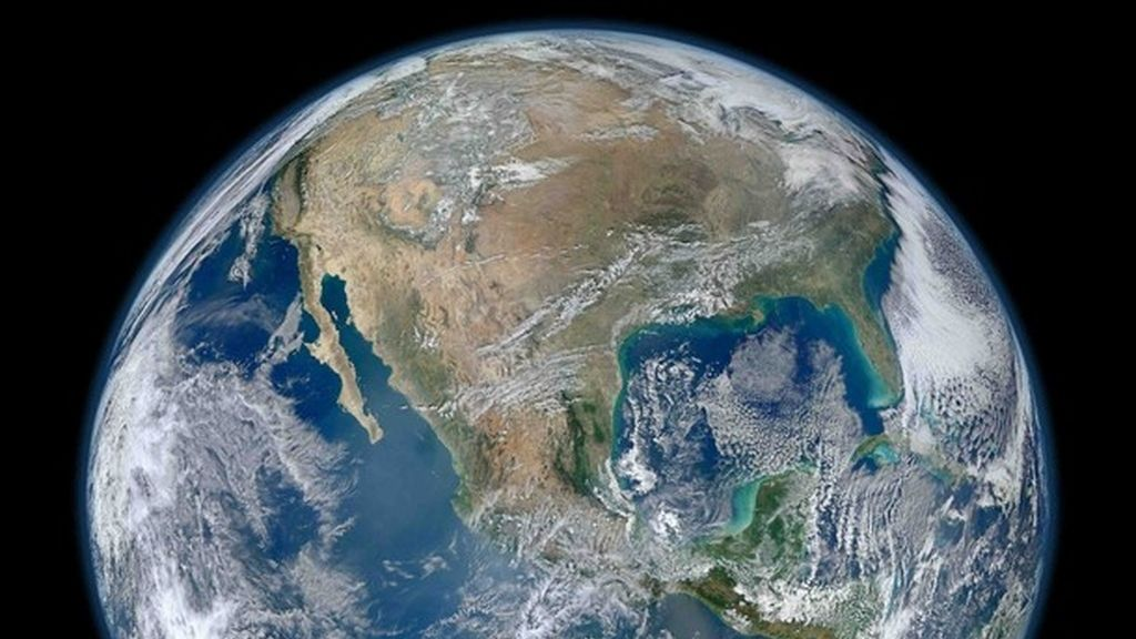 La mejor foto de la Tierra