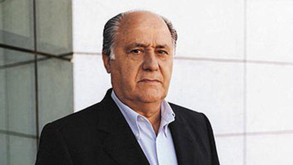 Amancio Ortega, Inditex