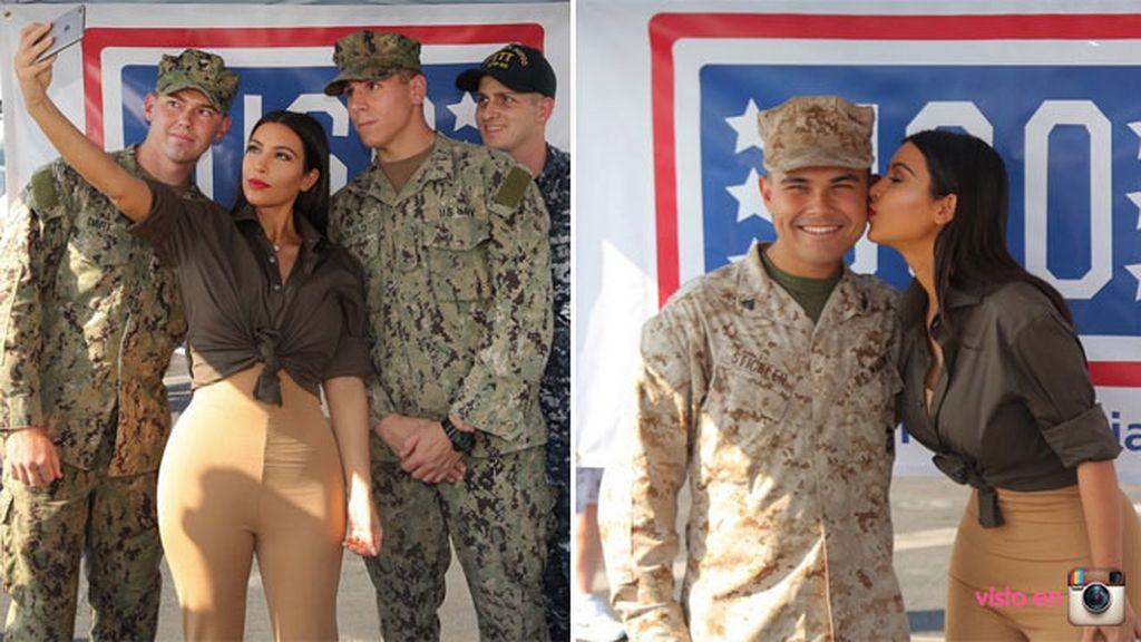 Kim marines