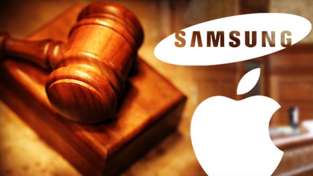 Disputa Samsung apple, Apple Samsung