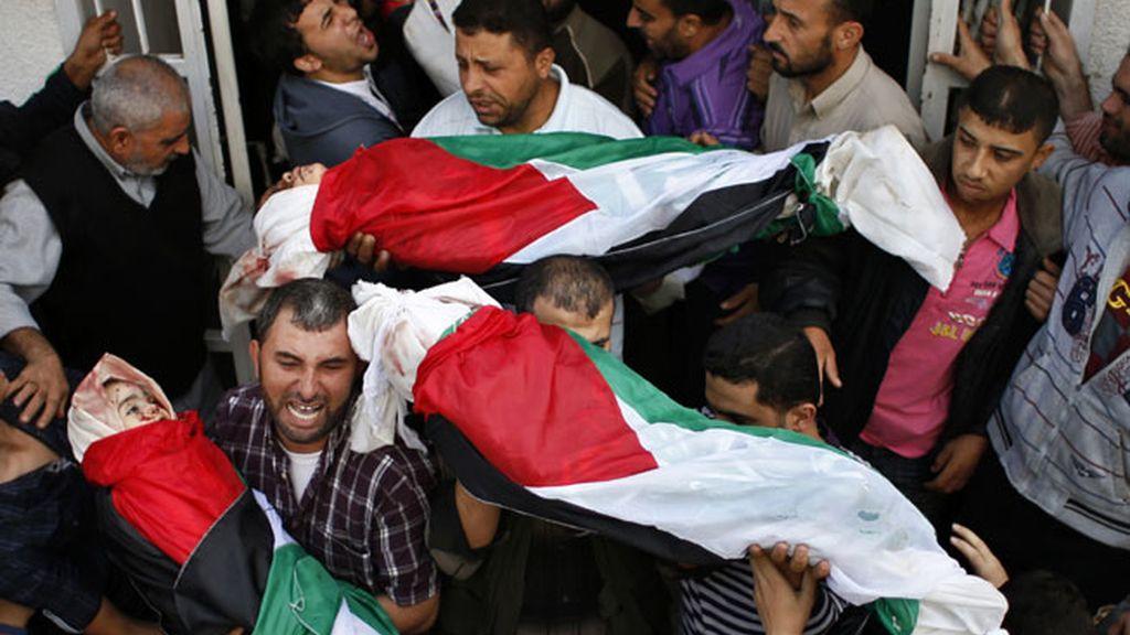 La nueva ofensiva de Israel sobre Gaza acumula más muertos