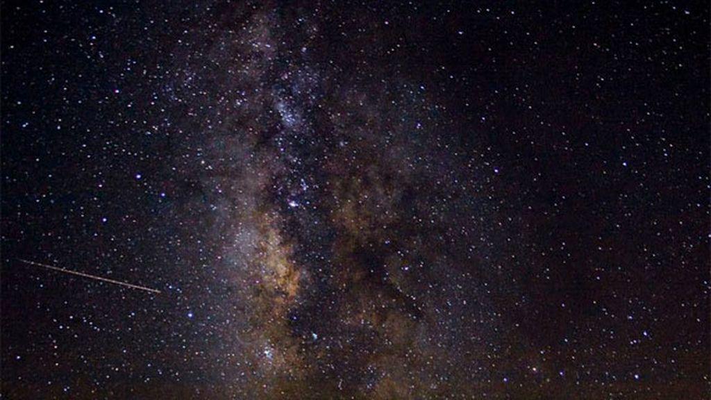 Perseidas, lluvia de estrellas