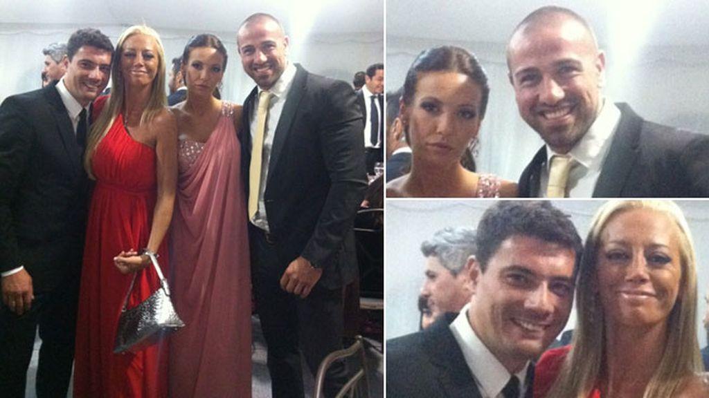 Belén Esteban y Rafa Mora, invitados de lujo