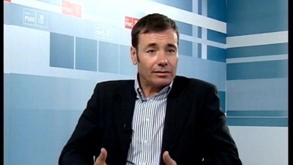 """Yo apoyo a Zapatero aunque no me apoye en Zapatero"""