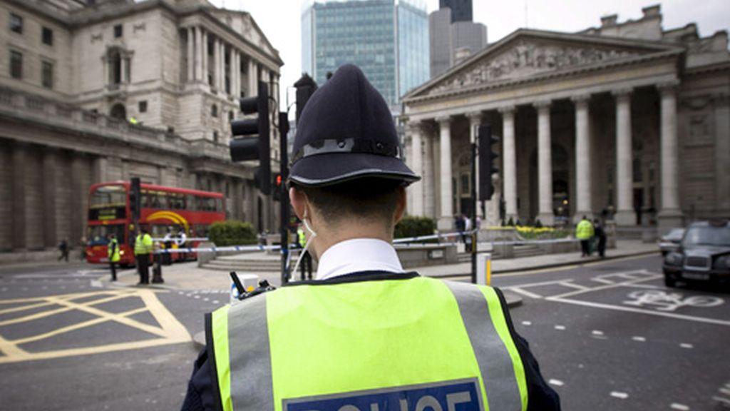 Seguridad en Londres