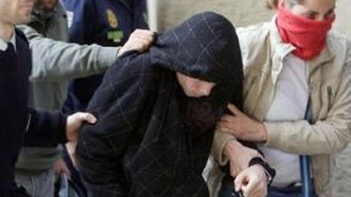 'El Cuco', durante una de sus visita al juzgado. Foto: archivo EFE