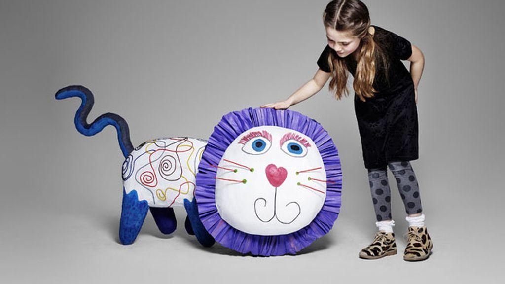 El proyecto creativo los convierte en juguetes